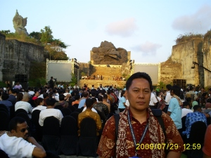 OPENING CEREMONY ICAAP 9th IN GWK BALI