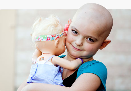 CHILD WITH CANCER, BALDRICKS FOUNDATION LINK INSEPAR FOUNDATION
